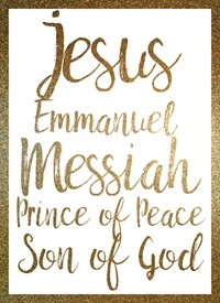 Christmas  Christ Jesus Emmanuel messiah prince of peace son 