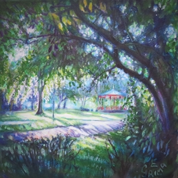 'Bandstand in the Sun'