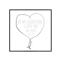 Valentine Valentines day Valentine's Day Love Heart personalised online greeting card