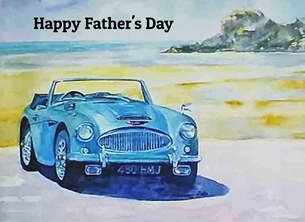 Father's Day Car 2