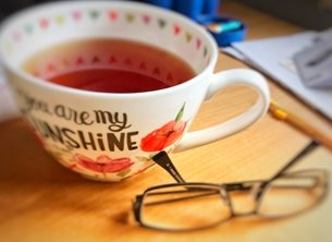 Carole Irving Art and Photography You are My Sunshine Photography mug