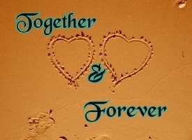 Animal welfare auctions Together forever General Love romance personalised online greeting card
