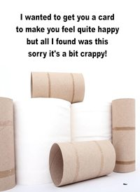 birthday Toilet Roll Tubes Poetry Funny  z%a personalised online greeting card