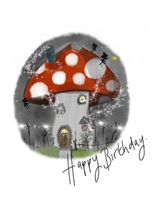 Louise Rarity Fairyland Birthday Fairy