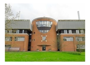 Photography University Reading whiteknights green building UoR personalised online greeting card