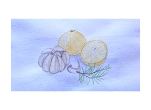 Art watercolours for-her for him cooking herbs spices personalised online greeting card