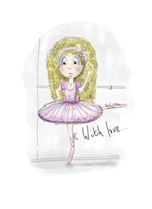 Birthday Ballerina