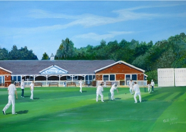 Westhoughton Cricket Club St George's