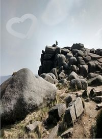 Quirkytags... ROCKY EDGE Photography LANDSCAPE  z%a personalised online greeting card