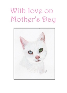 Snowbear Mothers Day Card