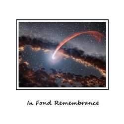 condolence mourning loss sorry memory remember remembrance sympathy non-denominational atheist black hole non-religious stars galaxy for-him for-her for-child personalised online greeting card