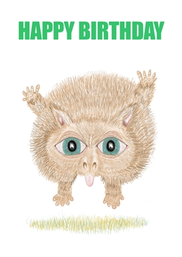 Birthday Birthday, Animal,  personalised online greeting card