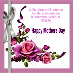 Mothers Flowers, love, special, family, best friend, beautiful, happy, mothering Sunday. personalised online greeting card
