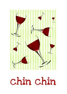 Chin Chin Red Wine