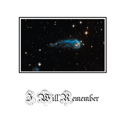 By Eva Condolence Card Tadpole Nebula sympathy REMEMBER remembrance loss  sorry sad remember stars condolence for-him for-her personalised online greeting card