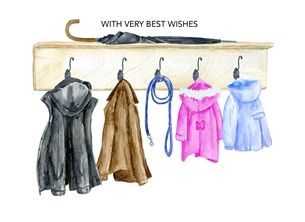 Wintery Day - Any Occasion