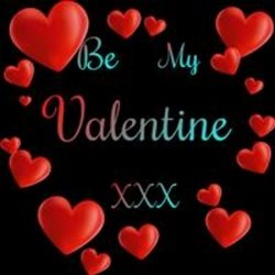 Animal welfare auctions Be my valentine Valentine Love romance personalised online greeting card