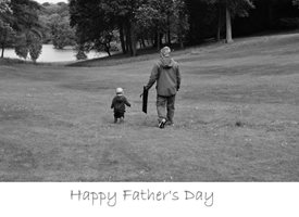 fathers  Dad, Daddy cute. personalised online greeting card