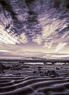 Photography andbc, strangford, Ards, Newtownards, scrabo, tower, lough, sea, coast,  inspiration, happy, joy, optimistic, peaceful, tranquil, serene, dramatic, sky personalised online greeting card
