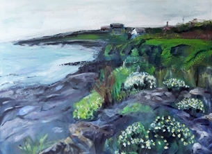 Sea view, Craster