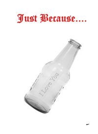 general Bottle Love message  z%a personalised online greeting card