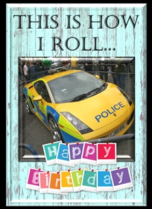 BIRTHDAY - HOW I ROLL