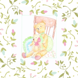 Birthday general Birthday teddies personalised online greeting card