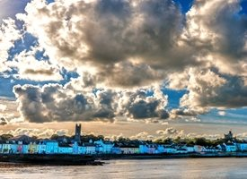 Photography  for-him, for-her, seaside, sea, coast, sky, harbour, autumn, warm, inspiration, happy, joy, optimistic, Donaghadee, Ards, Bangor, andbc, scenic, landscape, countryside, Northern Ireland, Ireland personalised online greeting card