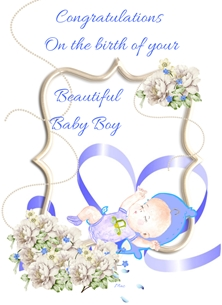 Birth of baby Boy