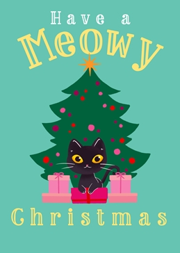 Have a Meowy Christmas