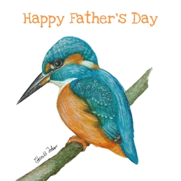Kingfisher Father's day