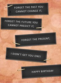 Birthday  humour z%a personalised online greeting card