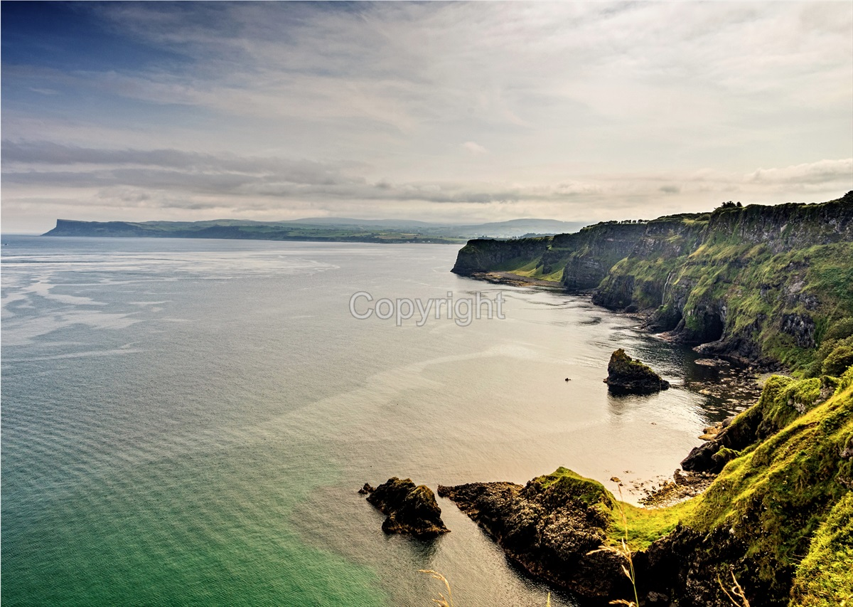Game of Thrones Coast - County Antrim, Northern Ireland